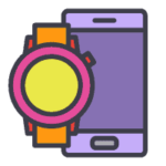 We use this creative to highlight that we develop apps for smartwatches and Apple Watch