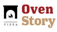 This is the logo of Ovenstory. It is one of the leading cloud kitchens in India